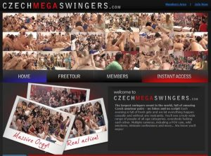 Czech Mega Swingers  –  Siterip