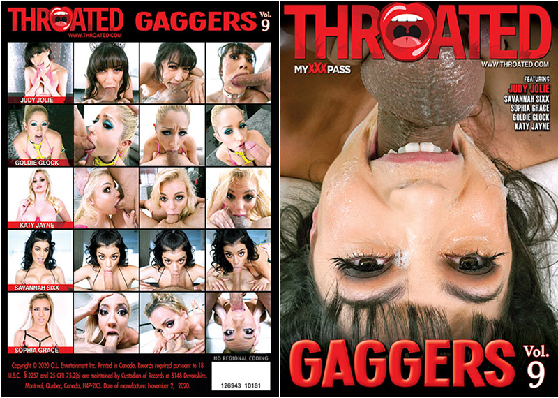 Gaggers 9 (2021)