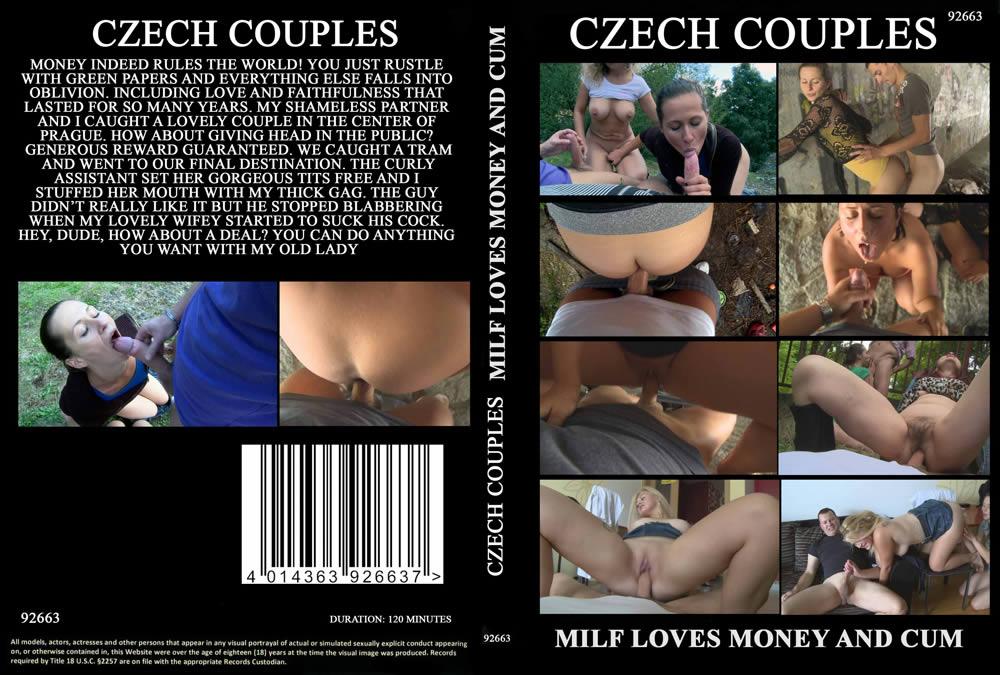 Czech Couples – MILF Loves Money And Cum (2020)