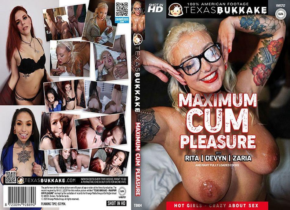 Maximum Cum Pleasure (2021)