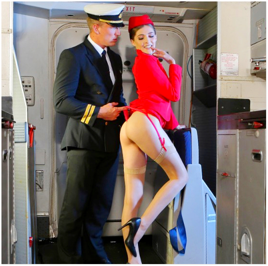 Rhiannon Ryder – Flight Intercourse – 06/10/19